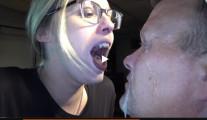 Spit fetish clips