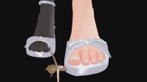 Giantess mmd painful death