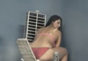 Giantess Latina Crushs City