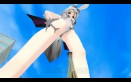 MMD giantess bunny girl
