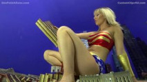 Wonder Woman Giantess