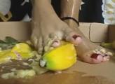 Banana Barefoot Crush